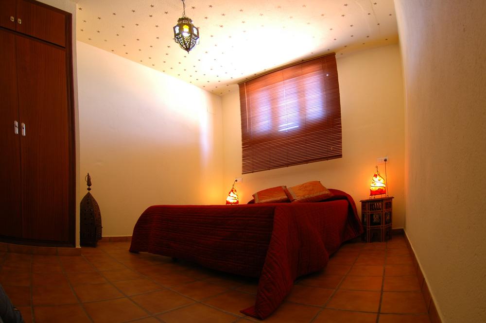 Habitación matrimonio Alcazaba