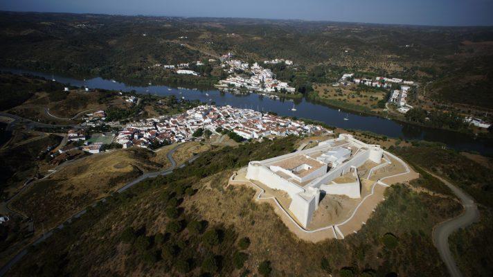 Castillo de San Marcos Sanlúcar de Guadiana