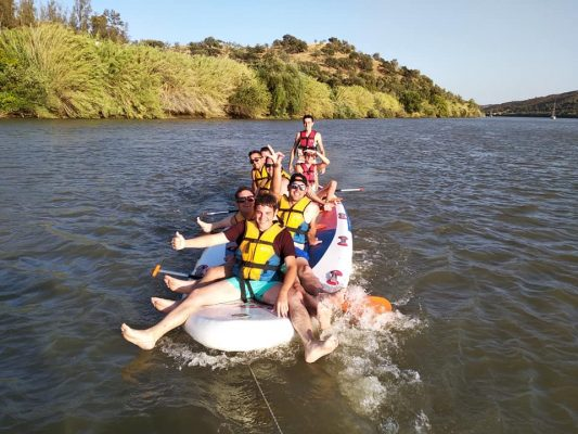 Guadiana Xtremme Paddel surf